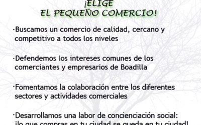 ASOCIACIÓN DE COMERCIO BOADILLA DEL MONTE